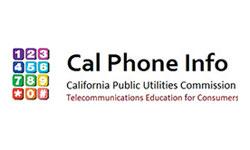 Cal Phone INfo